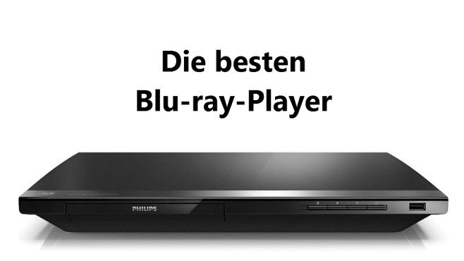 Blu-ray Trenner © Philips