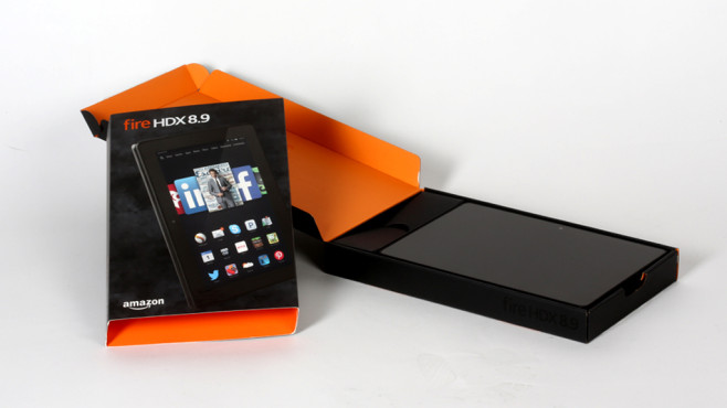 Amazon Kindle Fire HDX 8.9 © COMPUTER BILD