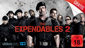 Expendables 2 FSK 18 Gratis-Download ©The Expendables 2, COMPUTER BILD, Videociety