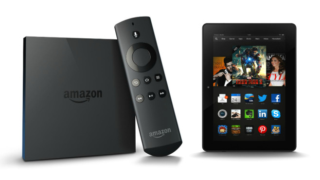 Amazon Fire TV © Amazon