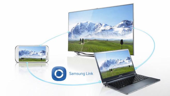 Samsung AllShare ©Samsung