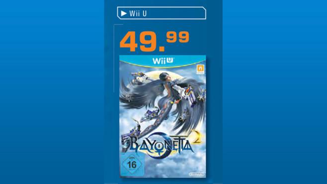 Bayonetta 2 (Wii U) ©Saturn