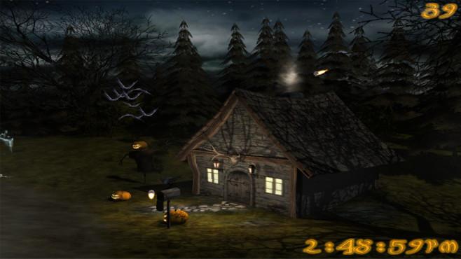 3D Spooky Halloween Screensaver: Berieselung für zwischendurch ©COMPUTER BILD