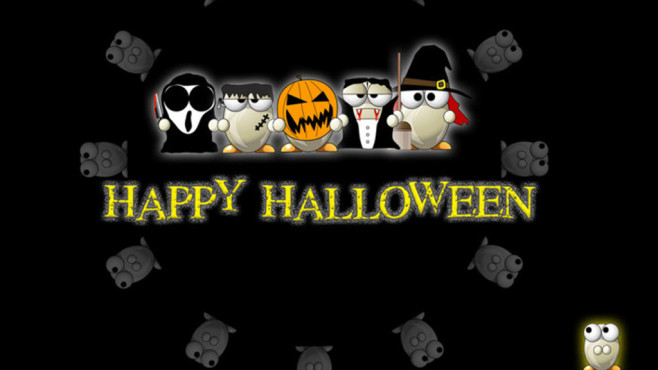ALTools Halloween Desktop Wallpapers: Schmuck zum Fest © COMPUTER BILD