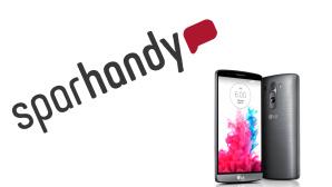 LG G3 mit Allnet-Flat f�r 1 Euro ©Sparhandy, LG