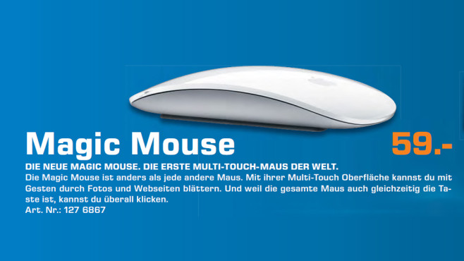 Apple Magic Mouse © Saturn