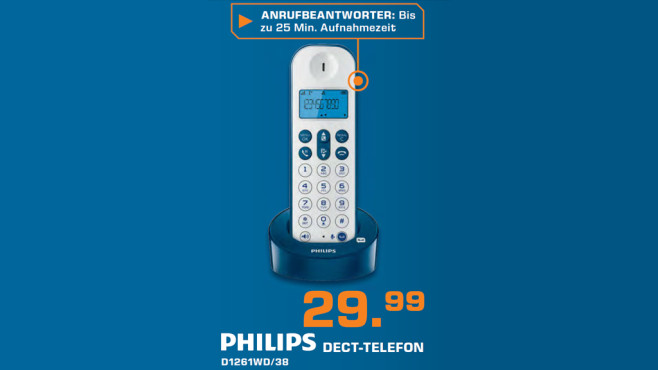 Philips D1261 © Saturn