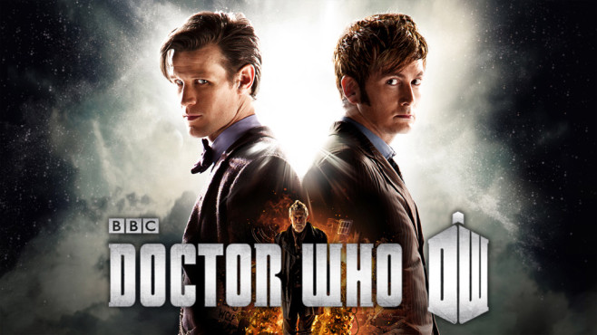 Doctor Who © BBC