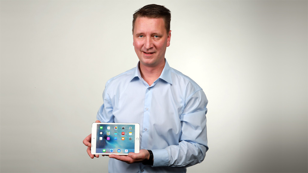 Apple iPad mini 4 © COMPUTER BILD