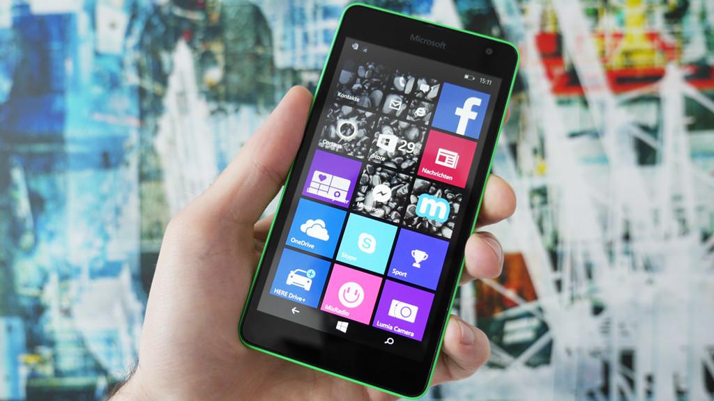 Microsoft Lumia©COMPUTER BILD