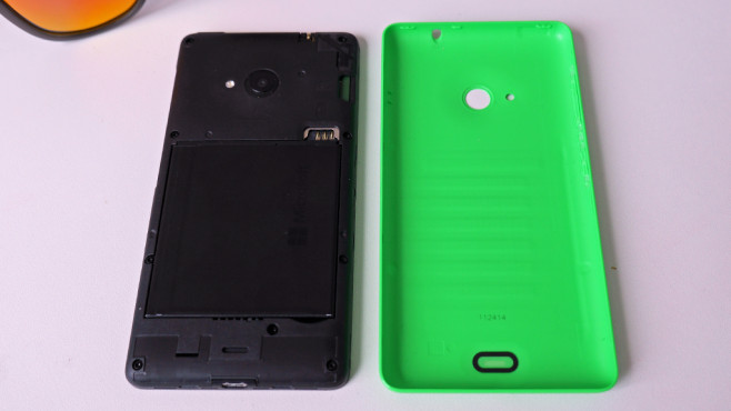 Microsoft Lumia 535 ©COMPUTER BILD