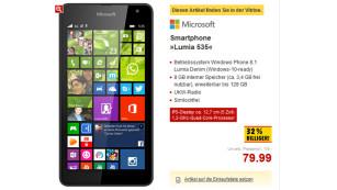Nokia Lumia 535 bei Kaufland im Angebot ©Kaufland, COMPUTER BILD