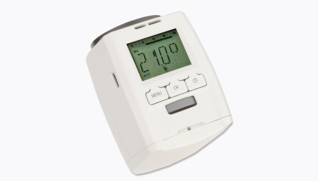 Heizkörper-Thermostat ©Aldi Nord