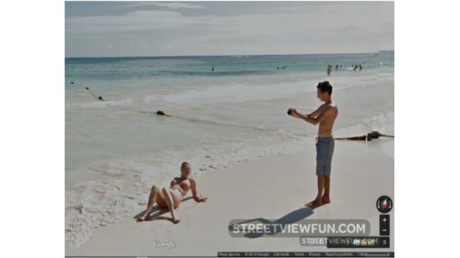 Sexy Street View ©Google, streetviewfun