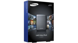 Samsung UHD Festplatte ©Samsung