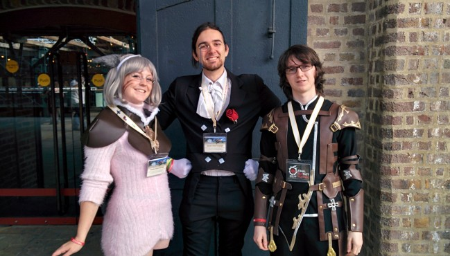 """Final Fantasy""-Fanfestival in London © COMPUTER BILD SPIELE/ Thomas Nickel"