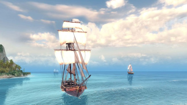Assassin's Creed – Pirates © Ubisoft