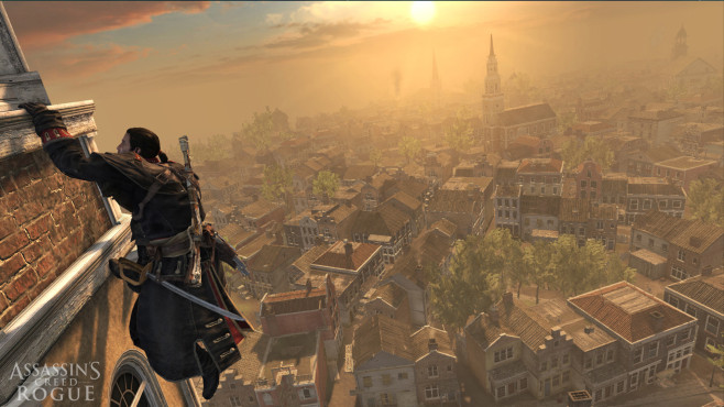 Assassin's Creed – Rogue © Ubisoft