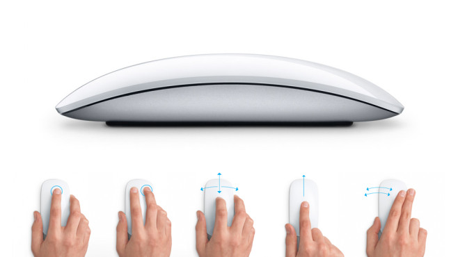 Apple Magic Mouse © Apple