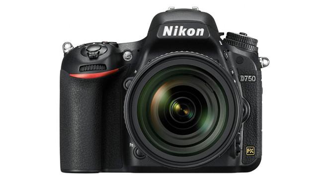 Nikon D750 ©Nikon