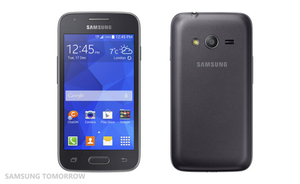 Samsung Galaxy Ace 4 © Samsung Tomorrow