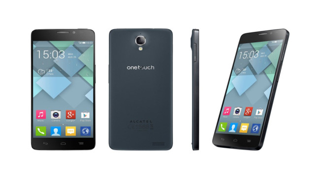 Alcatel One Touch Idol X © Alcatel