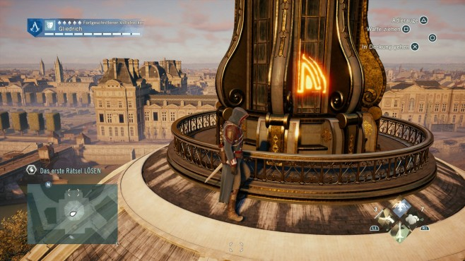 Assassin's Creed – Unity © Ubisoft