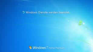 Windows 7 und 8: Herausfinden, was beim Herunterfahren passiert Auf Wunsch gibt Windows detailliert Auskunft, womit es beim Herunterfahren beschäftigt ist. ©COMPUTER BILD