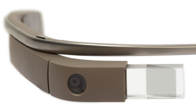 Nahaufnahme Google Glass ©COMPUTER BILD