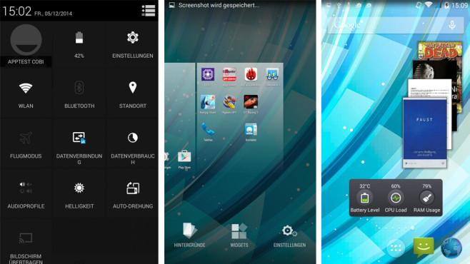 Wiko Getaway: Alu-Smartphone im Praxis-Test ©COMPUTER BILD