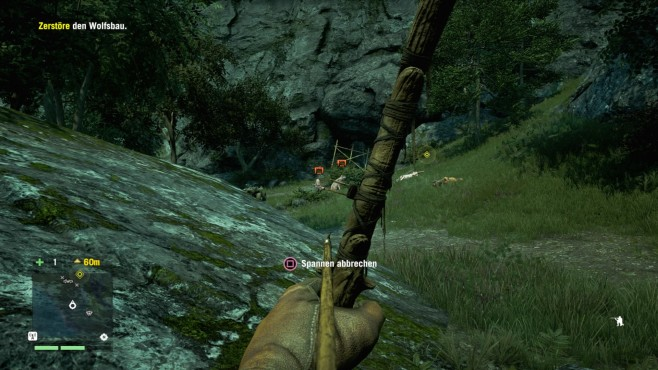 Far Cry 4: Jagd © Ubisoft
