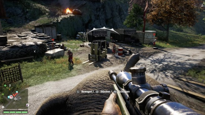 Far Cry 4: Elefanten © Ubisoft