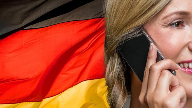 Mobilfunkanschlüsse in Deutschland ©Sandor Jackal - Fotolia.com, Amir Kaljikovic - Fotolia.com
