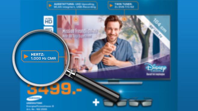 Samsung UE65HU7590 ©Saturn, Michael Nivelet - Fotolia.com