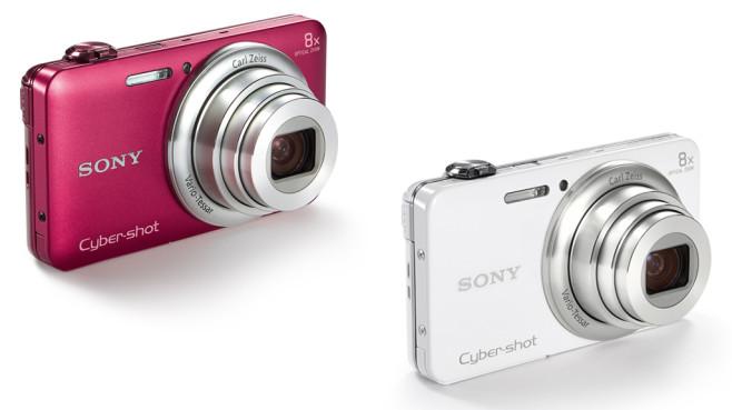 Kompaktkamera Sony DSC-WX80 ©Tchibo