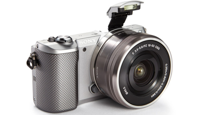 Systemkamera Sony Alpha 5000 ©Tchibo