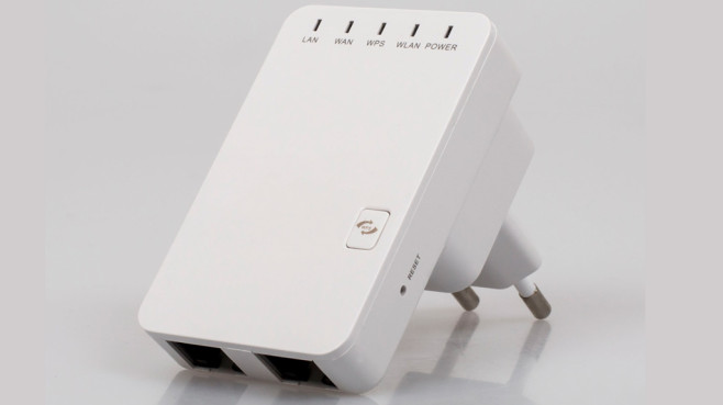 WLAN-Repeater © Tchibo