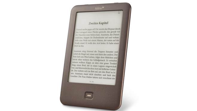 eBook-Reader Tolino Shine © Tchibo