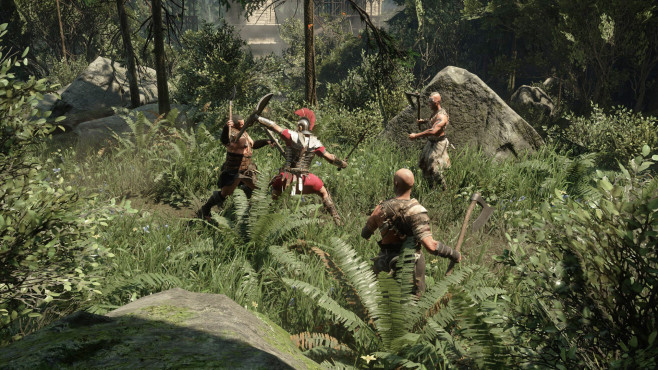 Actionspiel Ryse – Son of Rome: © Crytek