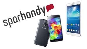Tarif-Hardware-Bundle zum Knallerpreis ©Sparhandy, Samsung