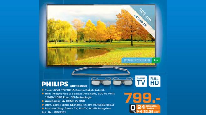 Philips 48 PFK 6959/12 ©Saturn