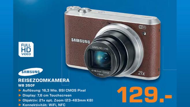 Samsung WB350F ©Saturn