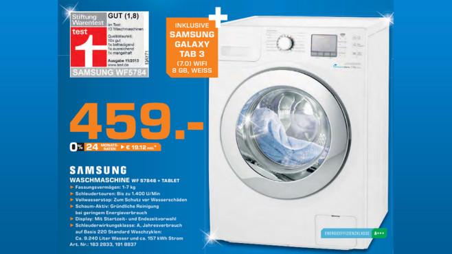 Samsung WF57846P53XEG ©Saturn