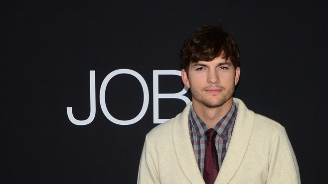 Ashton Kutcher © 2013 AFP