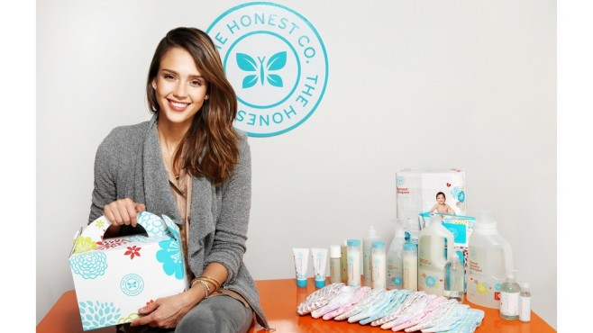 Jessice Alba © The Honest Company