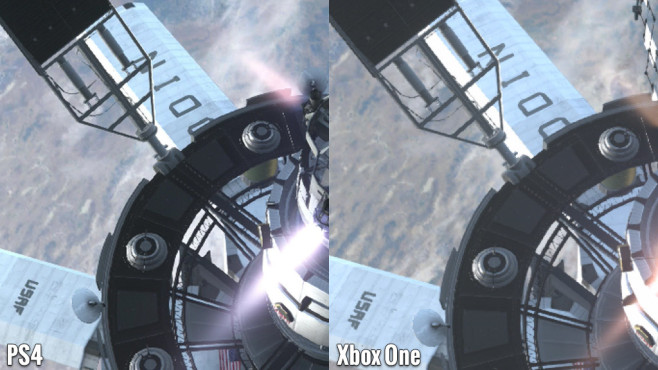 Actionspiel Call of Duty – Ghosts: Odin - PS4 vs. Xbox One © Activision Blizzard