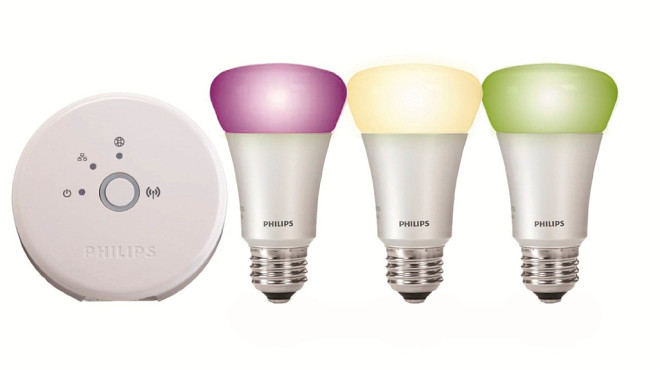 Vernetzte Lampe: Philips Hue Connected Bulb © Philips