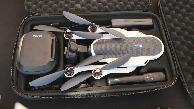 GoPro Karma-Drohne ©COMPUTER BILD