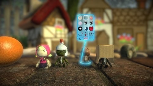 Little Big Planet (PlayStation 3, 2008) © Sony