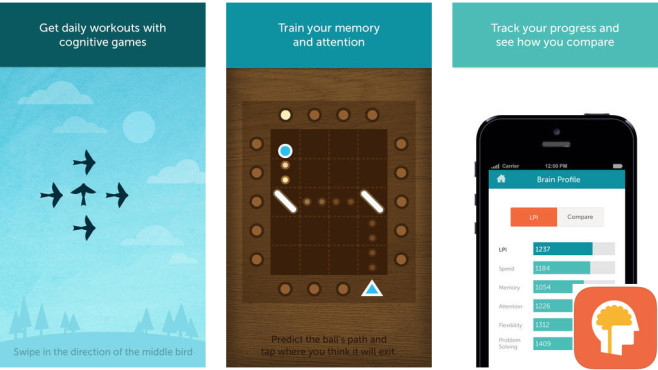 Lumosity © Lumos Labs Inc.
